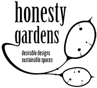 Honesty Gardens Logo