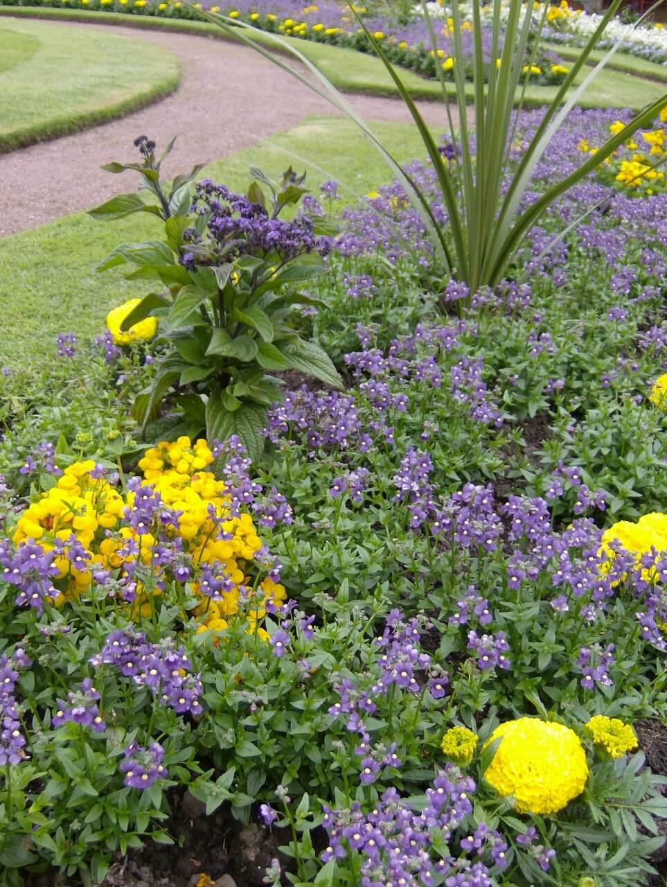 Victorian garden two